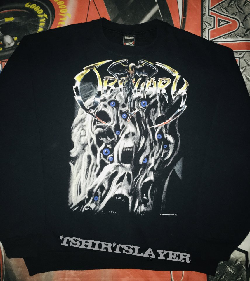 Obituary 'Twisted Tree/The End Complete' Sweatshirt