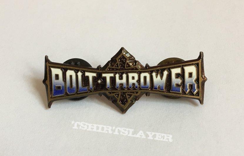 Bolt Thrower Badge