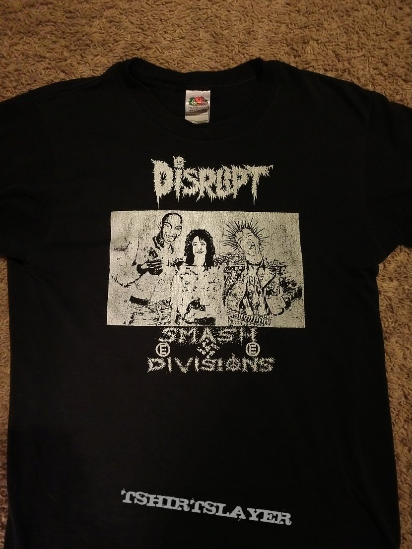 Disrupt shirt