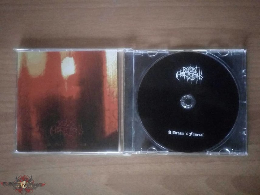 "Black Horizons ""A Dream's Funeral"" CD"