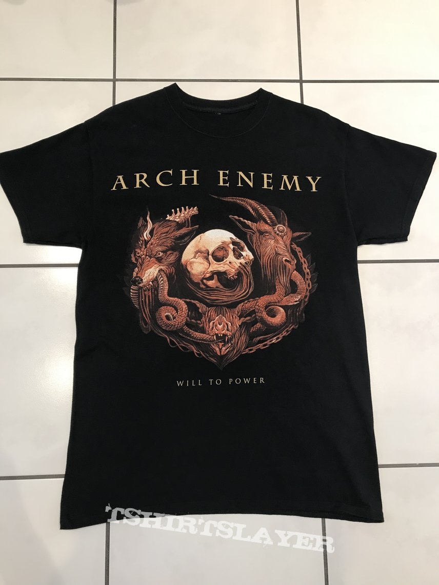 Arch Enemy - Bloodstock is yours T-shirt