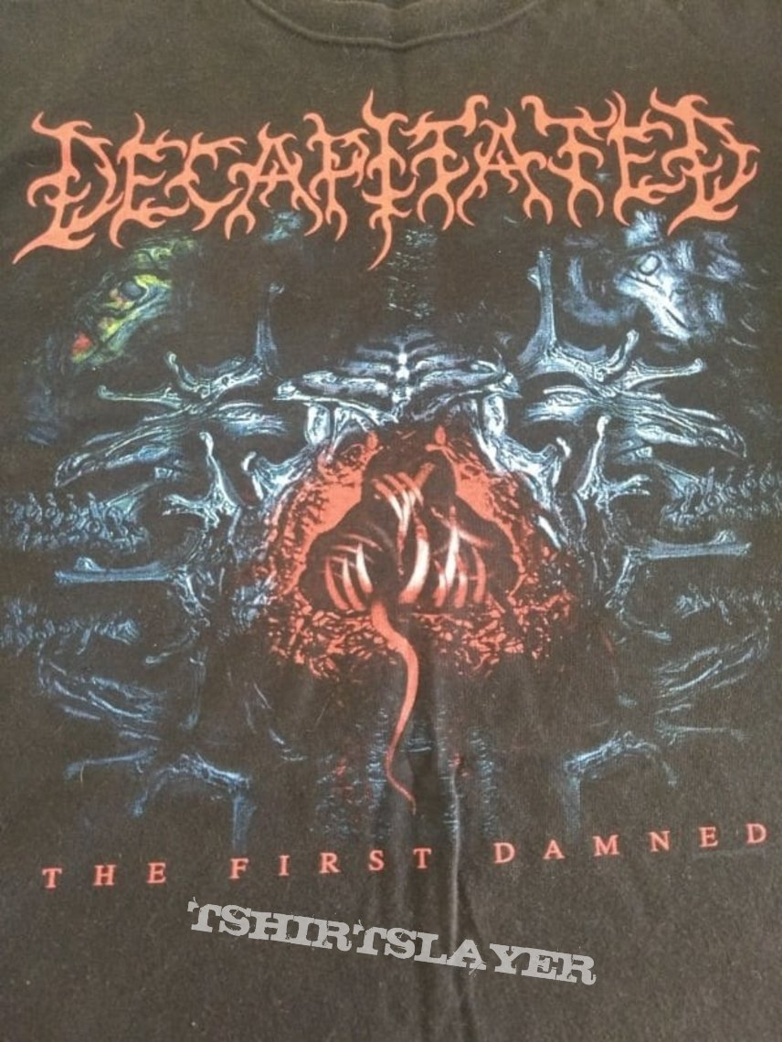 Decapitated   The First Damned  T-Shirt