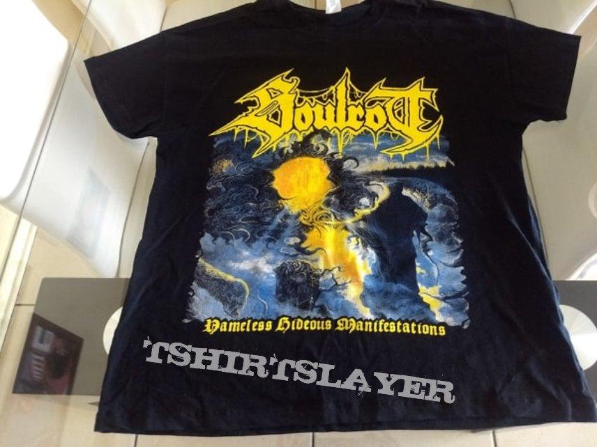 Soulrot   Nameless Hideous Manifestations  T-Shirt