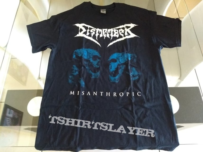 Dismember  Misanthropic T-shirt