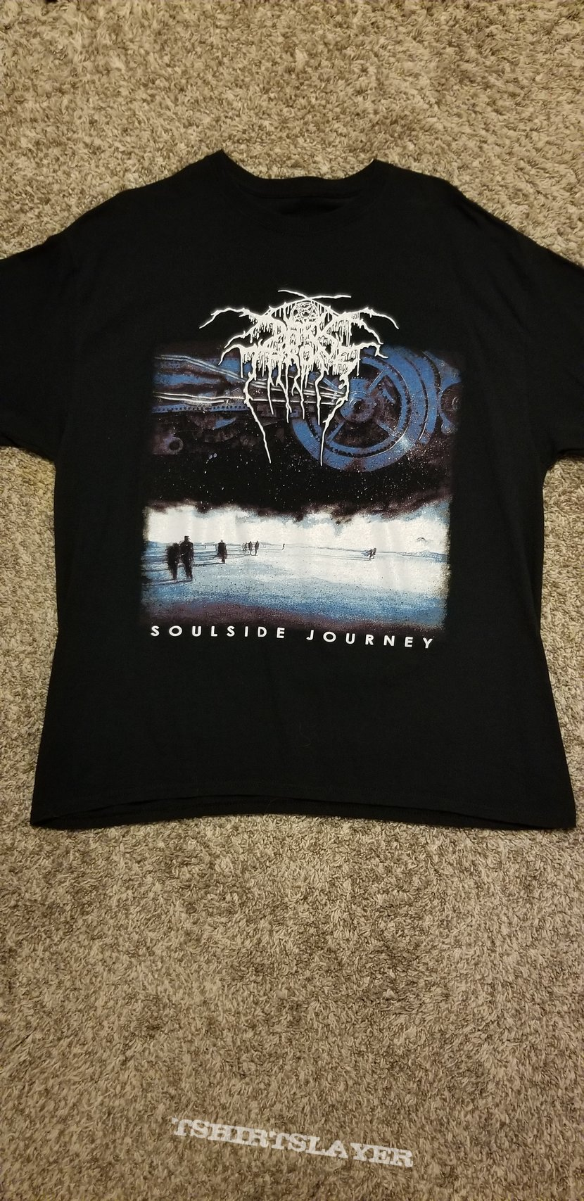 Darkthrone Soulside Journey TS XL