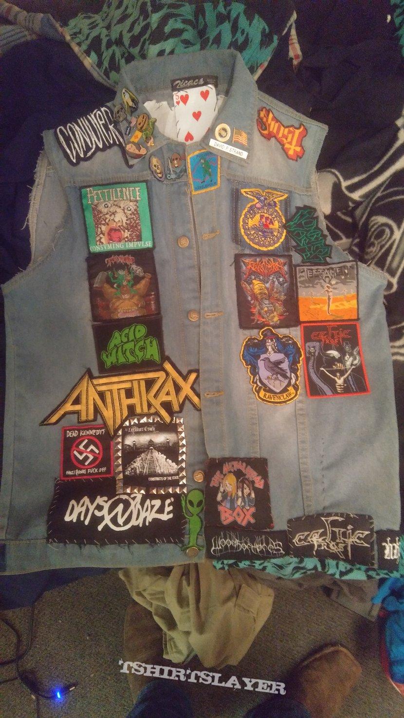 Battle Vest Update