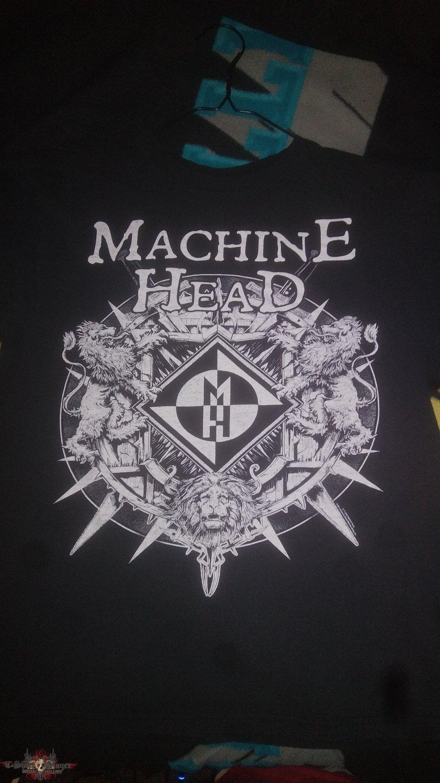 Machine Head shirt