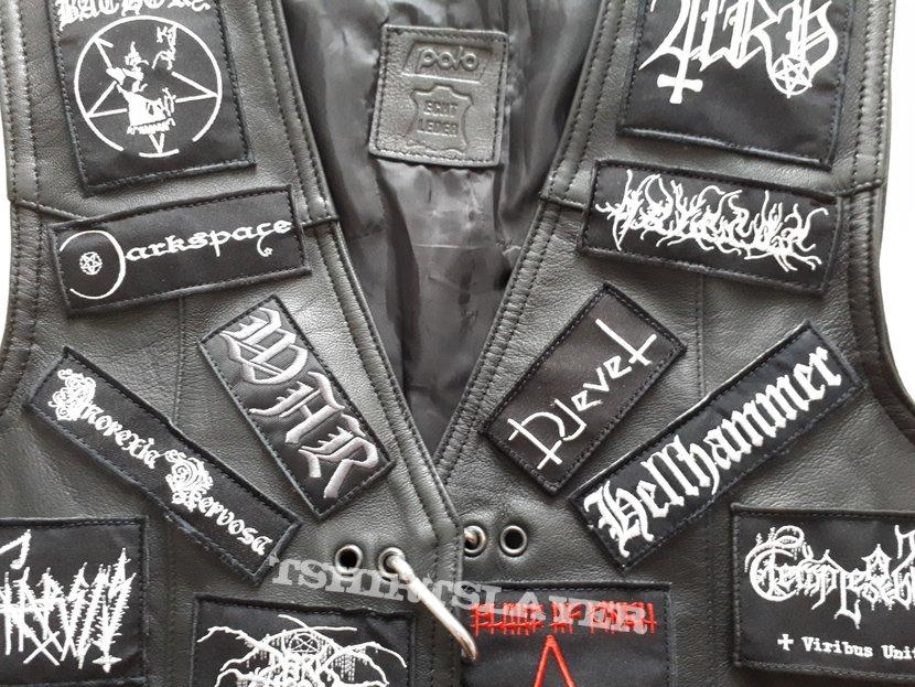 BM Leather Kutte Update