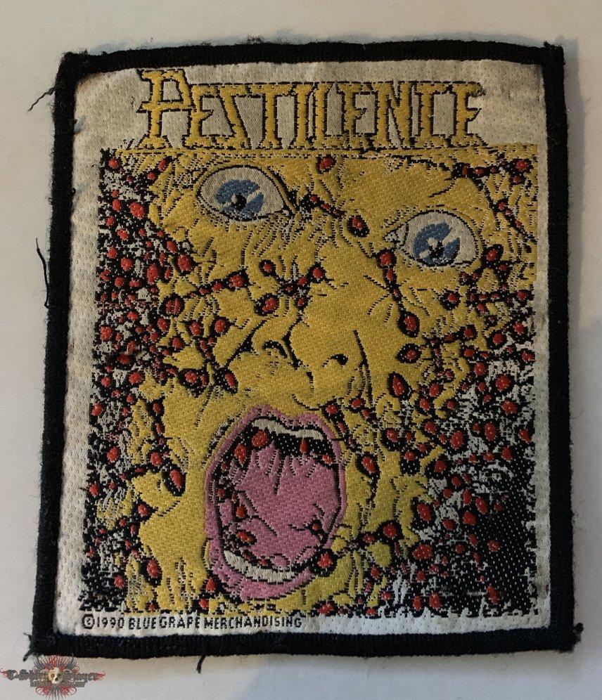 Pestilence - Consuming Impulse - Patch