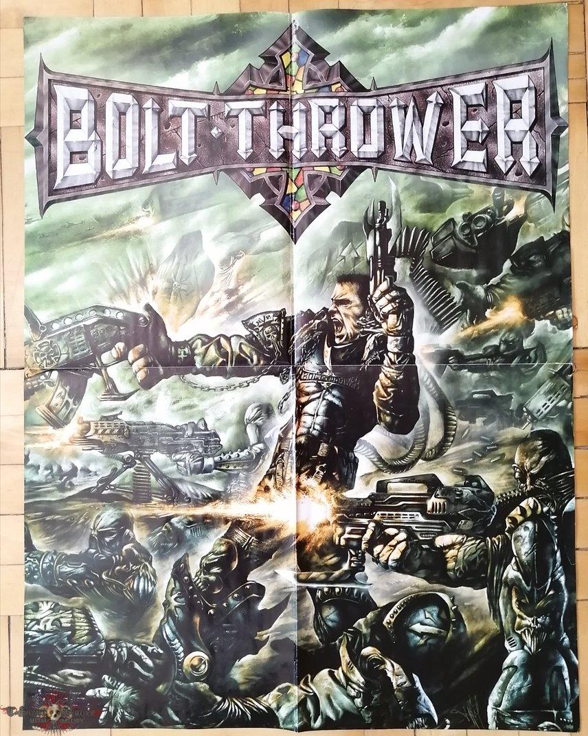 Bolt Thrower-Honour-Valour-Pride