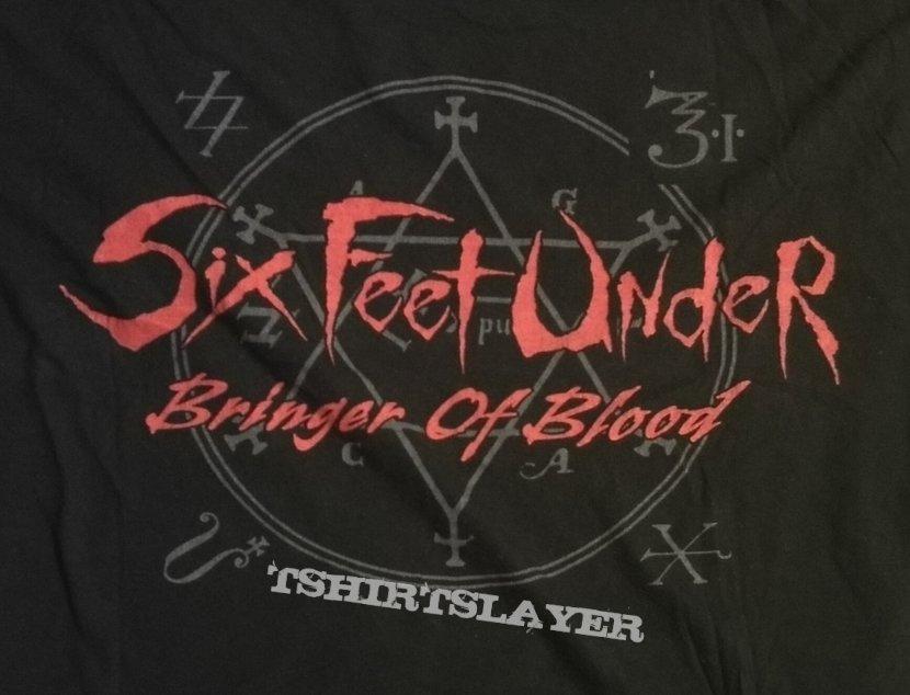 Six Feet Under - Bringer Of Blood, TS