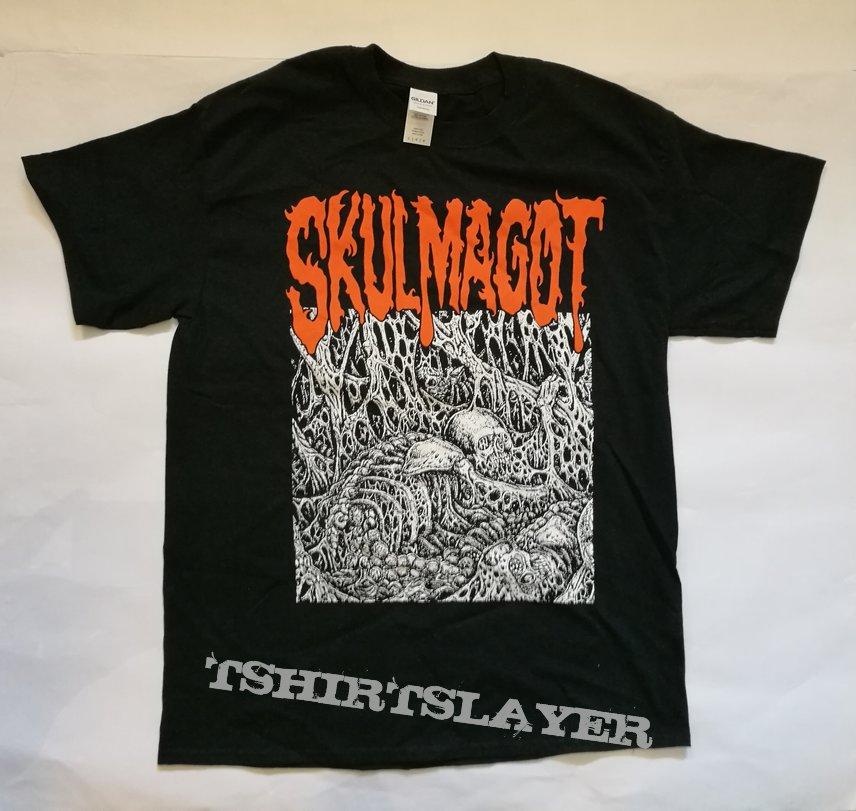 Skulmagot - Skulled To Death, TS