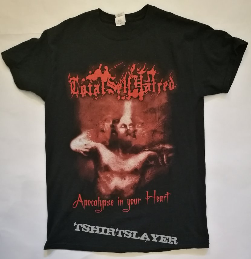 Totalselfhatred - Apocalypse in your Heart, TS