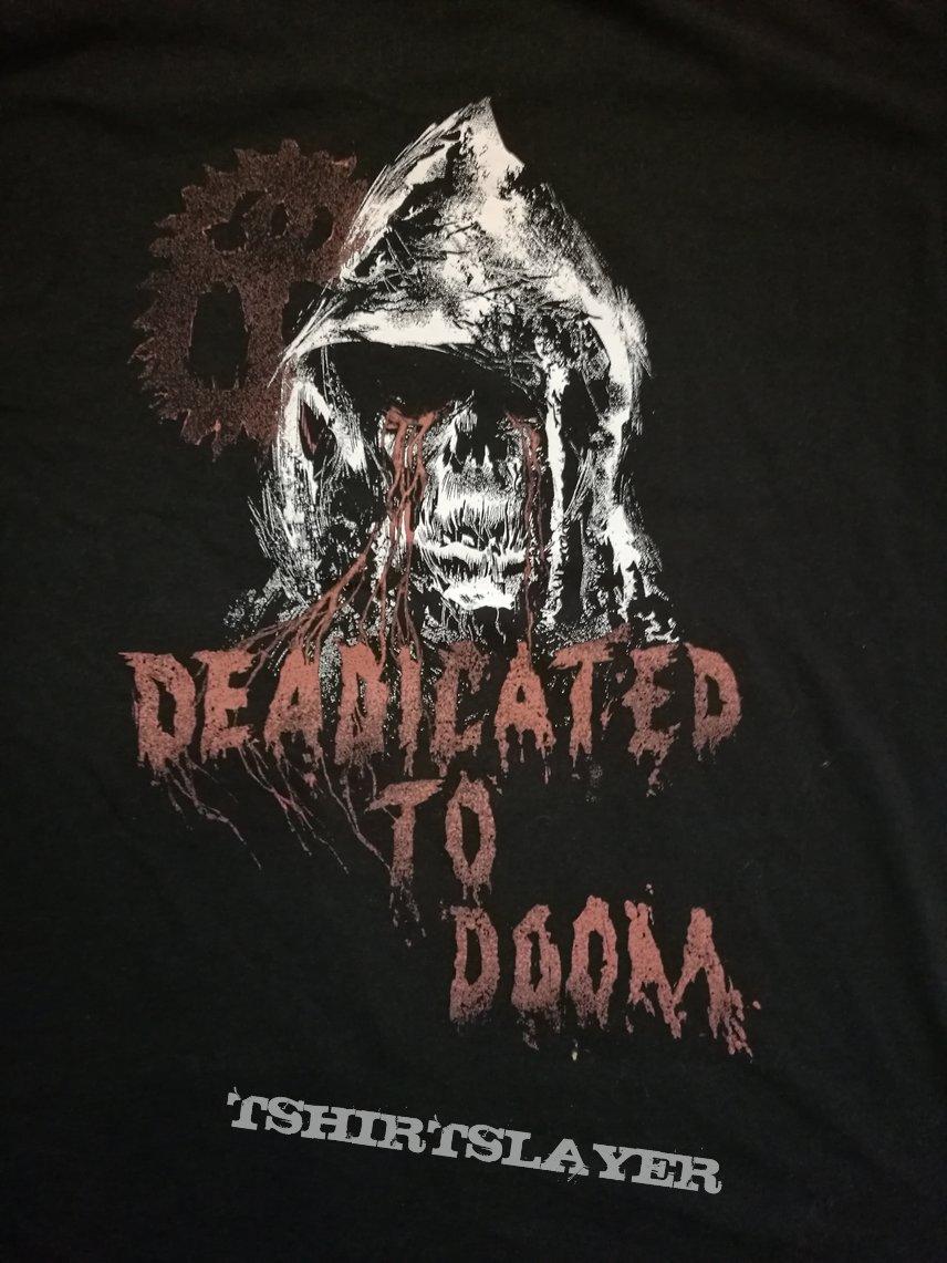 Hooded Menace, Deadicated To Doom, TS