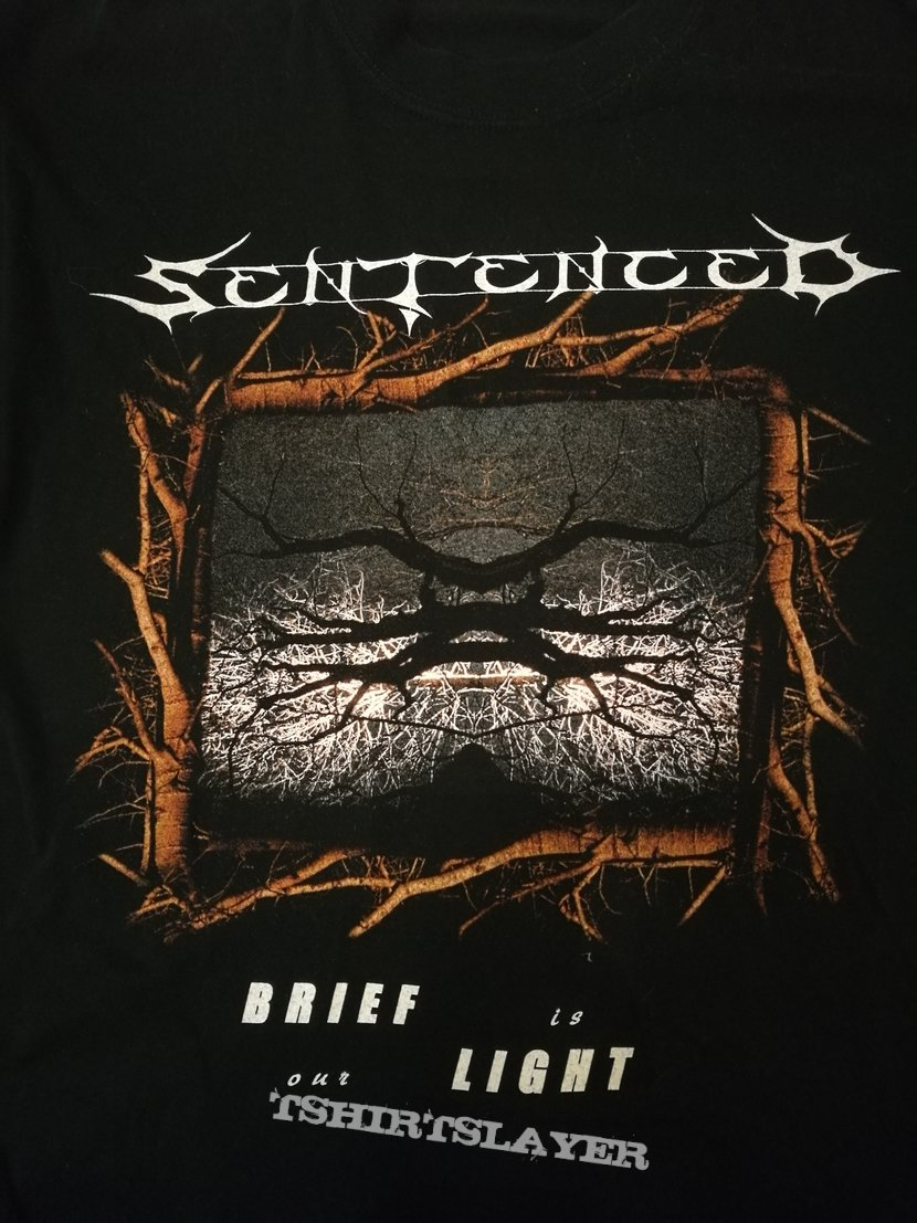 Sentenced - Brief Is Our Light, TS