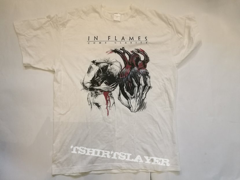 In Flames - Come Clarity, TS
