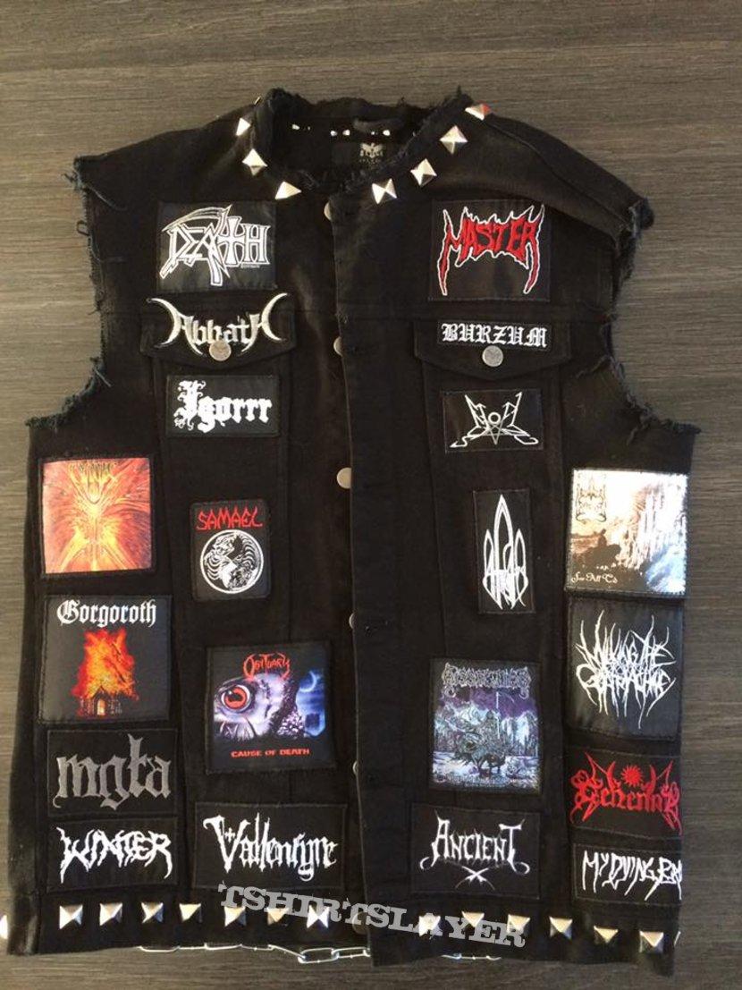 My standard festival battle vest