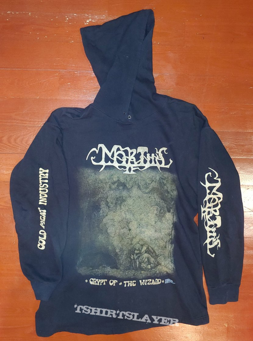 Mortiis - Crypt of the wizard