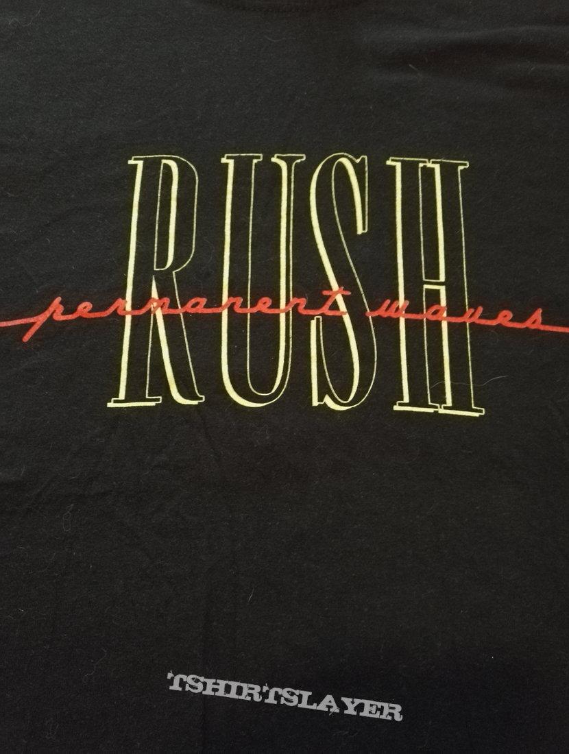 Rush - Permanent Waves TS M
