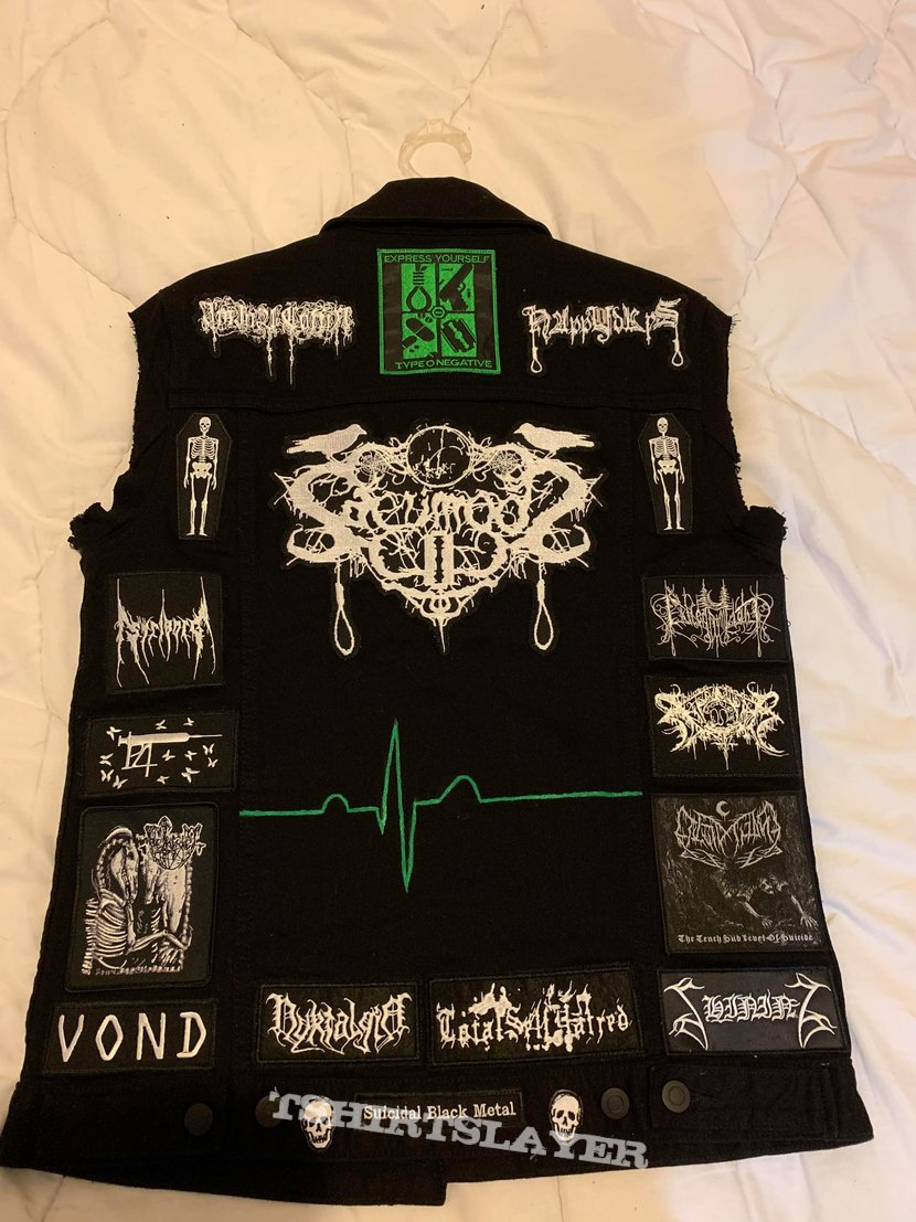 DSBM vest