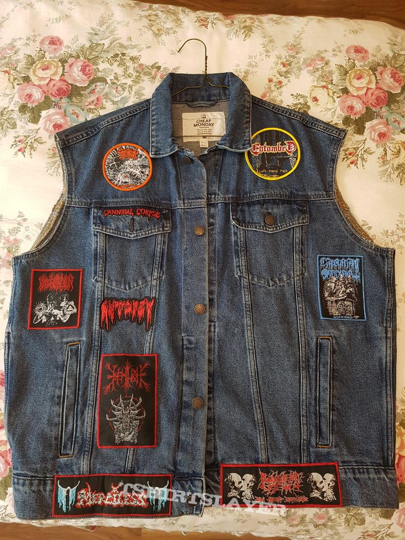 OS/DM tribute vest