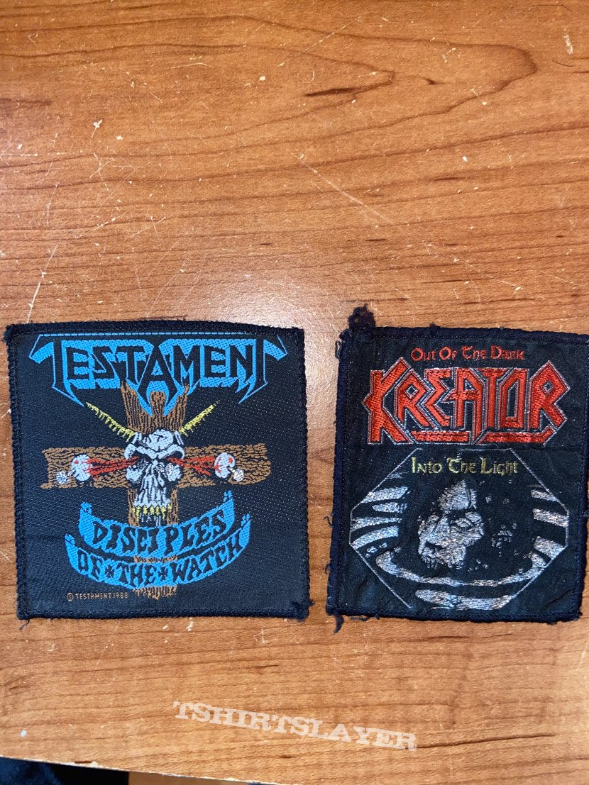 Patches for Koolg71