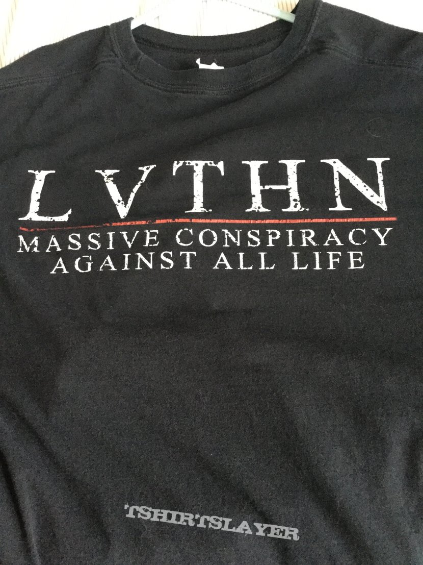 Leviathan Massive Conspiracy Against All Life LS