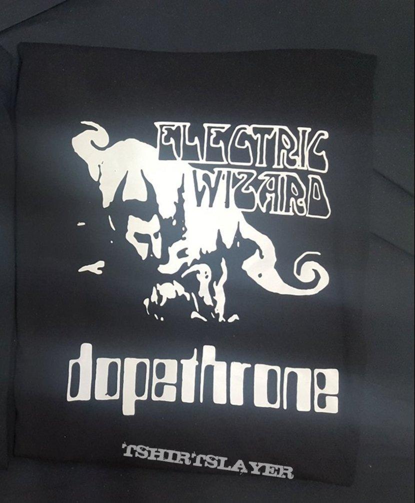 Electric Wizard Dopethrone bootleg shirt