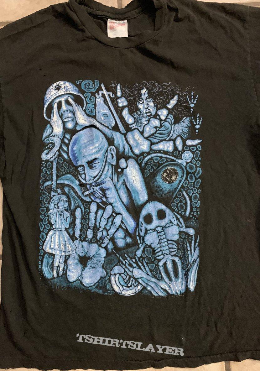 Alice In Chains Sickman t-shirt