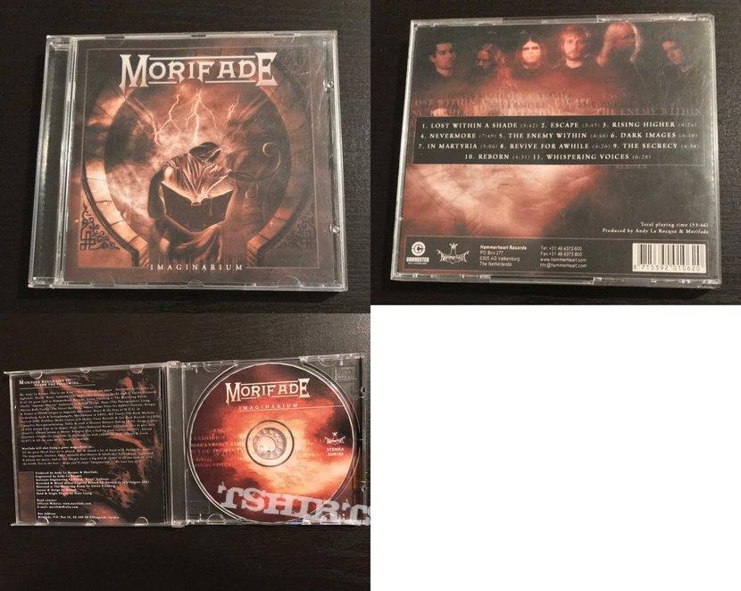 Morifade 'Imaginarium' CD 2002
