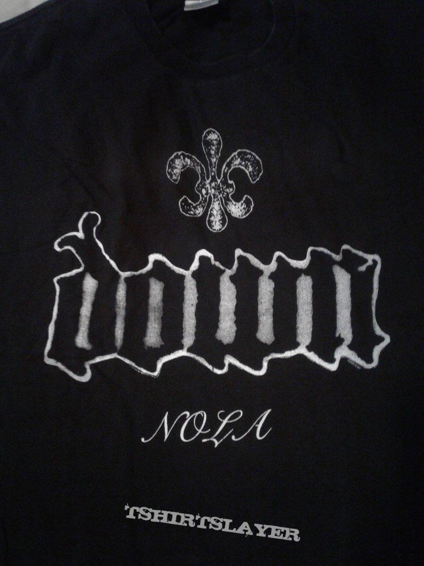 Down NOLA shirt