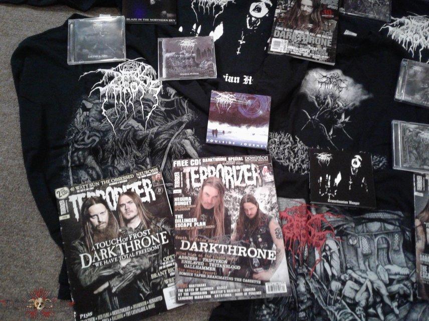 Darkthrone collection (part of it)