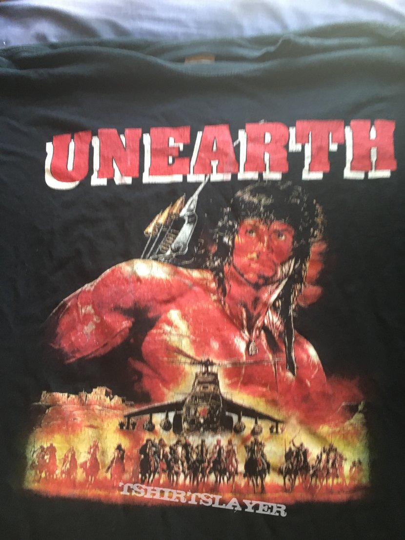 Unearth Rambo rip