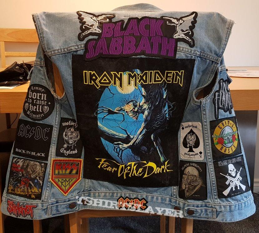 Wife's Battle Jacket