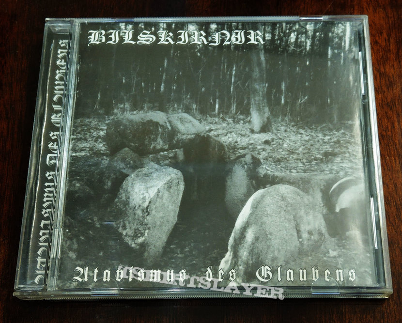 Bilskirnir – Atavismus Des Glaubens CD