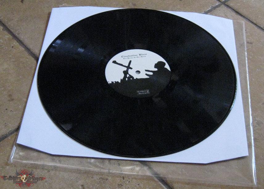 CLANDESTINE BLAZE – Fire Burns In Our Hearts (Black Vinyl)