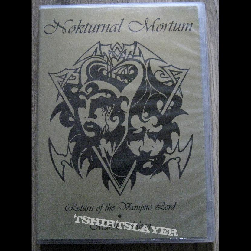 Nokturnal Mortum – Return Of The Vampire Lord / Marble Moon (DVD BOX CD)