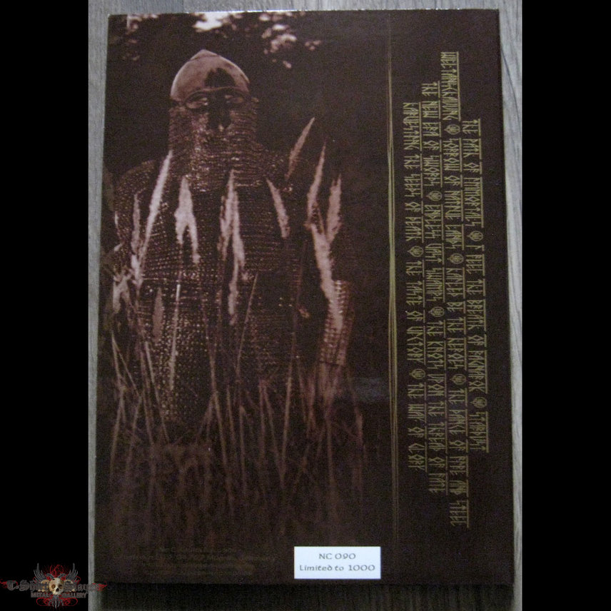 Nokturnal Mortum – Weltanschauung (Digipack A5) Signed