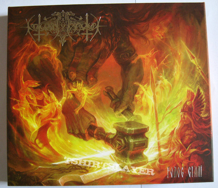 NOKTURNAL MORTUM - Голос Сталі / The Voice of Steel 2 CD Digipack