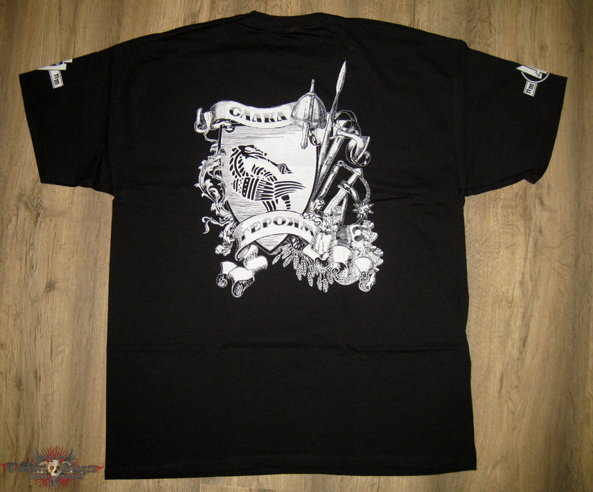 NOKTURNAL MORTUM - Слава Героям Hail To The Heroes (T-Shirt)