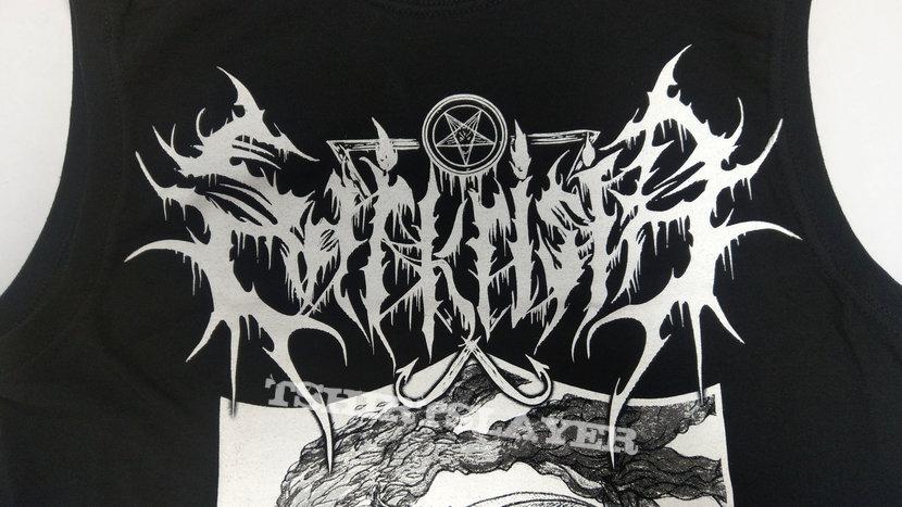 SARKRISTA - Black Devouring Flames (Tank T-Shirt)