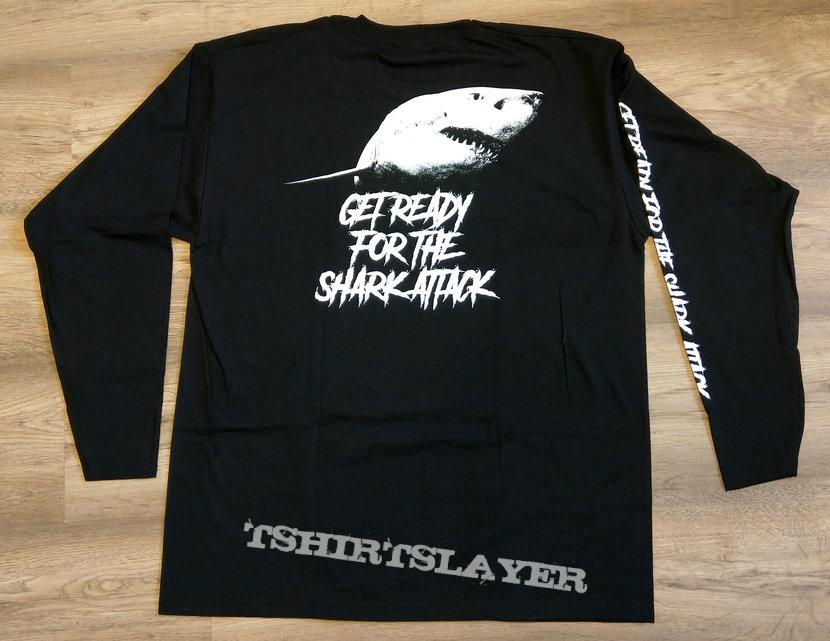 WEHRMACHT - Shark Attack (Long Sleeve)
