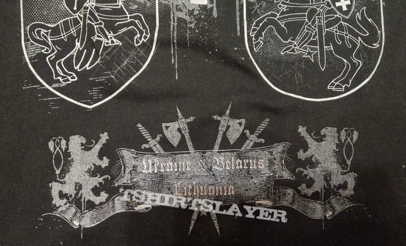 NOKTURNAL MORTUM - Ukraine, Belarus, Lithuania Tour (TS)