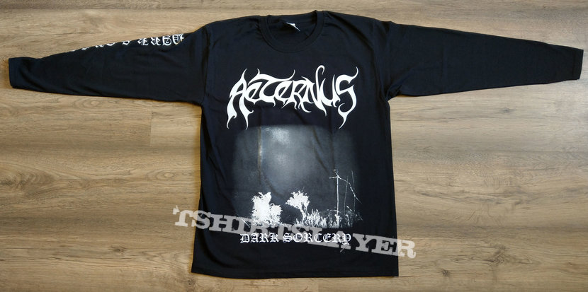 AETERNUS - Dark Sorcery (Long Sleeve Shirt)