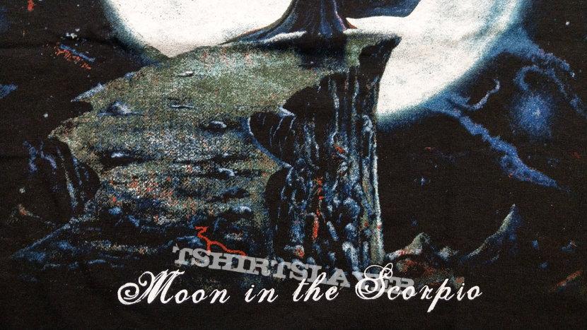 LIMBONIC ART - Moon In The Scorpio (Long Sleeve)