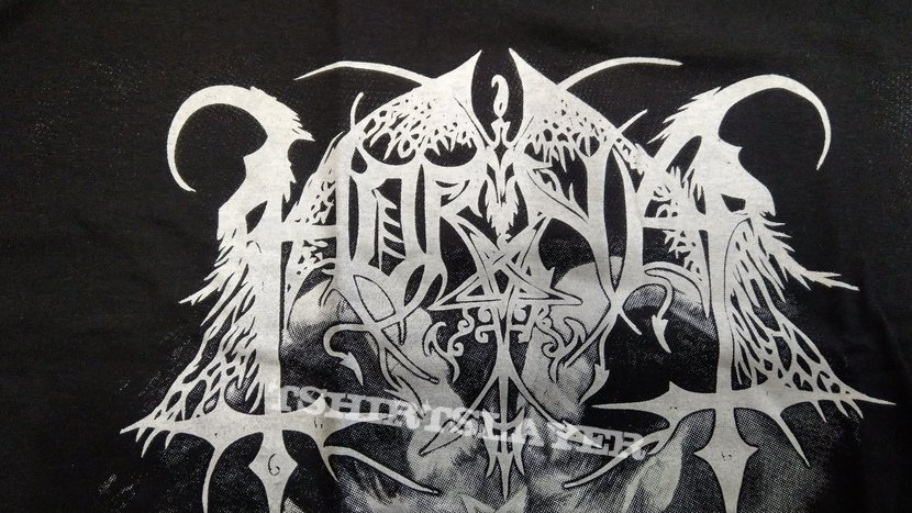 HORNA - I Want You Damned and Dead (T-Shirt)