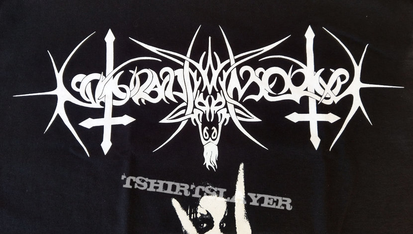 NOKTURNAL MORTUM - Nechrist (T-Shirt)