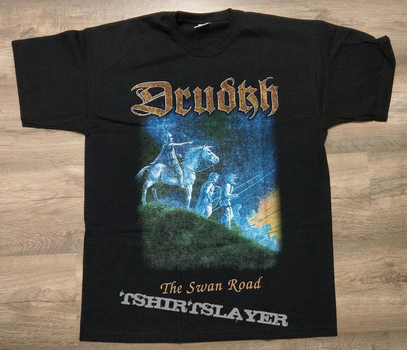 Drudkh - The Swan Road (T-Shirt) RARE