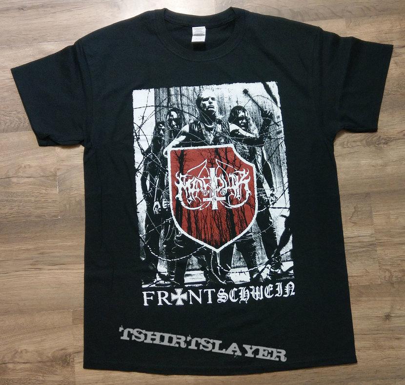 MARDUK - Front Schwein Legion (T-Shirt)