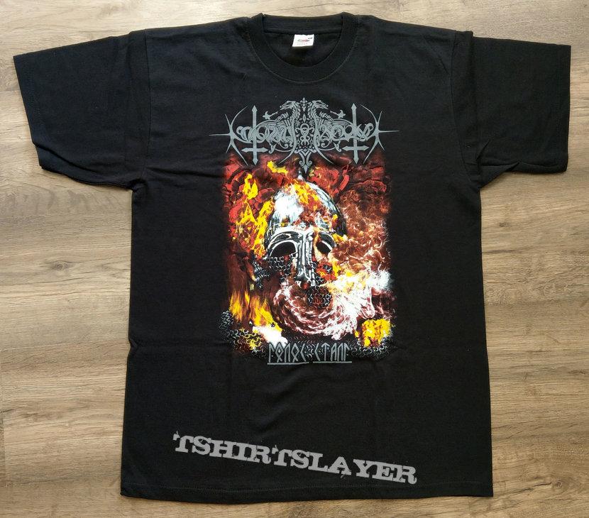NOKTURNAL MORTUM - The Voice Of Steel Helmet (T-Shirt)
